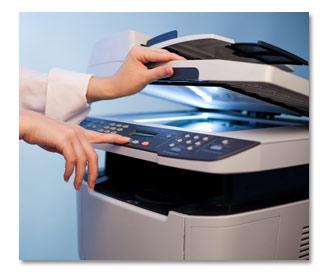 Fax and Copy Machine